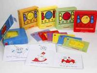 Bob Books were developed as a step-by-step program to