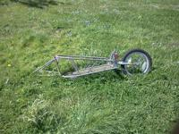 Great, durable trailer. lightly made use of. has spare