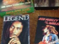 Late, great reggae legend Bob Marley is joined by his