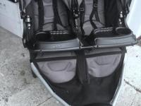 The BEST jogger stroller out there! EUC, always cleaned