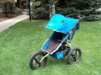 **EXCELLENT CONDITION** Bob Sport Utility Stroller in