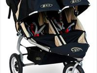 BOB Revolution Duallie stroller for sale. Bought when