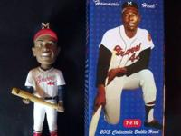 HANK AARON:$20- I HAVE 2 OF THESE. BOTH FOR $35. BOBBY