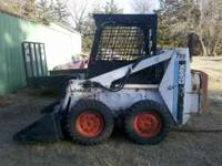 For sale or trade, 722 Bobcat, Hydo, auxiliary