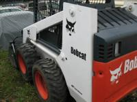 This BobCat 753 Is In Used Condition. We are asking