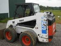 I have a Bobcat 763 c for sale or trade. machine runs