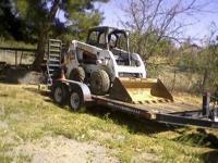 Standard ControlsThe S160 loader is a step up from an