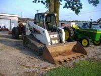 Bobcat Skidsteer T250- Local Trade in, This machine is