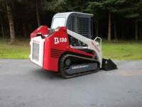 For Sale, Our Takeuchi Tl130 track loader, 2005 machine