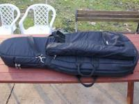 Selling: Bobelock Soft 3/4 Cello or Guitar Travel Case.