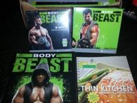 Body Beast is in at home exercise developed to