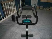 Body by Jake AB and Back PLUS. Excellent condition.