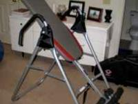 Used (maybe 10 Times) Body Champ Inversion Table.