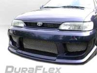 This is a sweet new front bumper for a 93-97 toyota