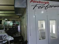 PITTSBURGH PERFORMANCE COLLISION & REPAIRS Home of the