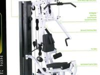 This is a Body Solid EXM-2750 full home fitness center