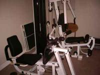 Body Solid Biangular Home Gym EXM2750S -----Retails for