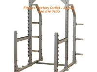 Body Solid SMR1000 Pro Club Line Multi Squat Rack-New