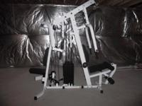 A Consumer Magazines # 1 Home Gym! Simple design,