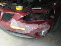 """Body work needed? We can help"" Insurance too, We pay"