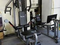 Prize-winning Bodycraft Express Home fitness center -