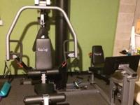 For sale is my bodycraft xpress pro home gym with the