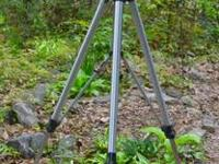 Sturdy Tripod model 3050 for virtually any heavy cam or