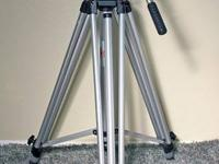 Strong, dependable and durable, the 3046 tripod is the