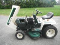 BRIGGS & STRATTON 14HP 4 SPEED STANDARD LAWN MOWER /