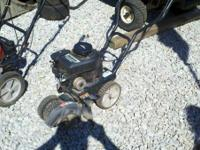 Used Bolens 3.5hp Briggs engine Lawn Edger Bolens #