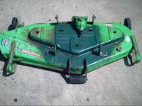 Bolens Husky 1050 42 inch mower deck good shape works