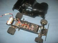 Legend Car For Sale: New speed spec motor, HPI/EN-1