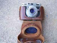 Working Bolsey B2 Camera..Call Brad  Location: