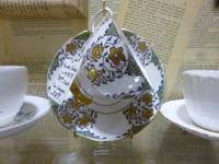 Assorted bone china from england variety of makers