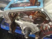 Car shop on sand bar ferry rd. can do motor swaps 350$.