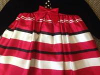 Bonnie baby dress with jacket- size 18 months -like new