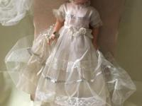 Like new condition, Never used. Allied Grand Doll Mfg