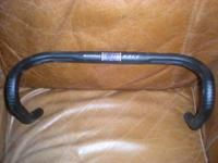 Bontrager race, road bike drop handle bar, used but in