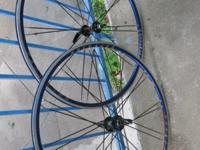 I'm selling absolutely Mint Bontrager Wheelset Race