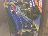Bonzai water slide. Brand new in box. Please look at