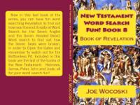 Joe Wocoski just published his 8th book in the 8 book