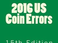 2016 US Error CoinsBased on Realized Auction ResultsNew