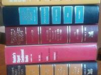 I GOT A BOOK BUNDLE OF OLDER READER DIGEST BOOKS FROM