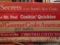 Topic: Non Fiction Type: cookbooks Books Valued more