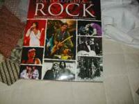 BOOK/ENCYCLOPEDIA OF ROCK/NEW/GREAT BOOK OF ROCK