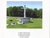 This book is a listing of the burials at this historic