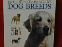 "Paper back Book ""The Encyclopedia Dog Breeds"" 384"