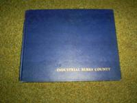 Hard-bound book for sale.  Title: INDUSTRIAL BERKS