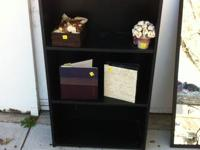Bookcase for sale. Have had for less than a year. Love