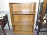 Bookcase 3 Shelves Plus Top Surface Two Of The